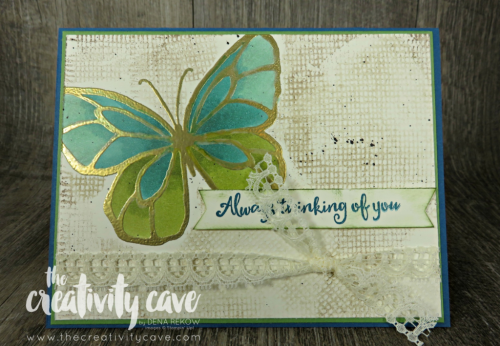 Awesome cards from my mailbox! www.thecreativitycave.com #stampinup #thecreativitycave #handmadecards