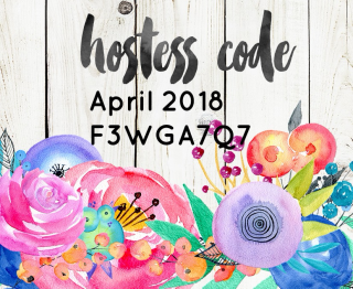 April Hostess-Code