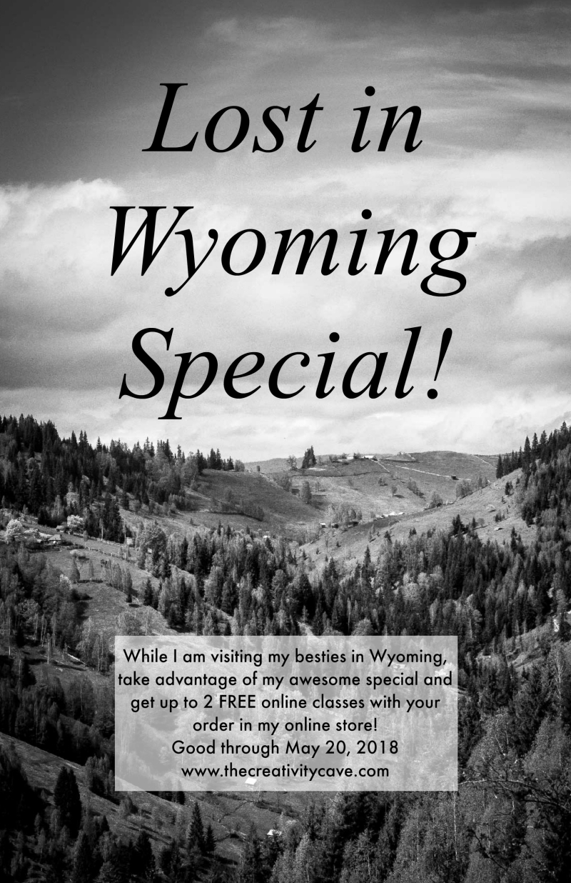 Lost in Wyoming
