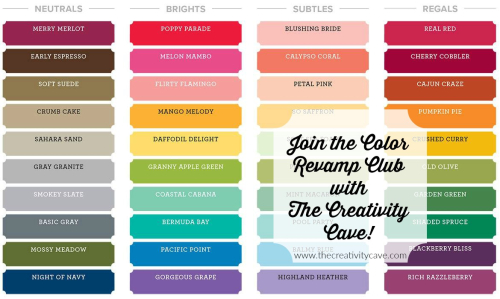 Join the color revamp club
