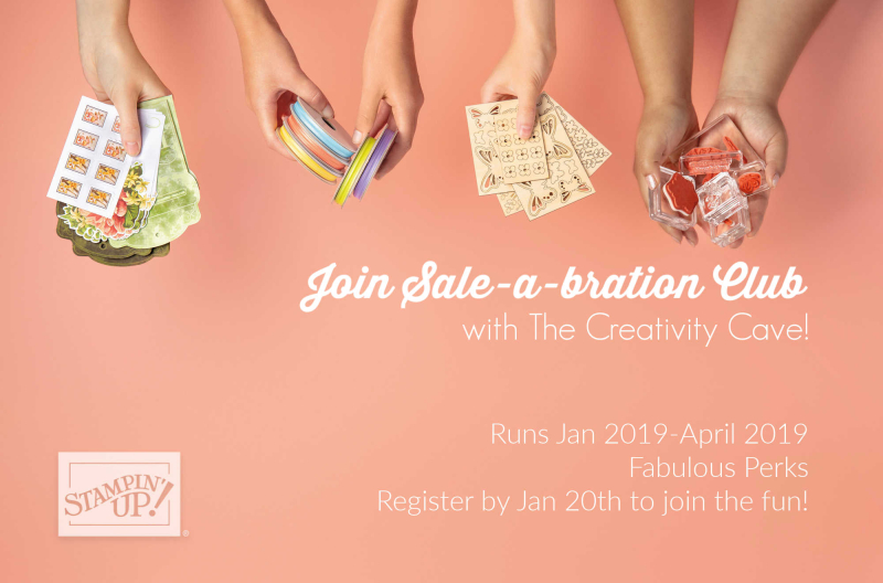 Join Sale-a-bration Club