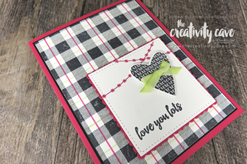 One fabulous video with 4 wonderful cards featuring sets from Stampin Up's 2018 Holiday Catalog at www.thecreativitycave.com #stampinup #thecreativitycave #handmade #greetingcards #rubberstamping #fallingforleaves #firstfrost #peacefulnoel #takeouttreats