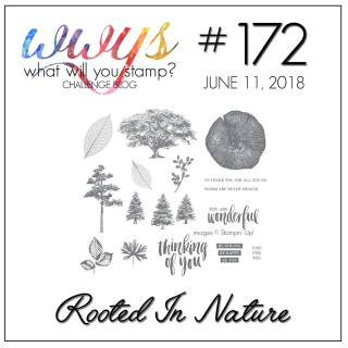 Check out my beautiful masculine card using Stampin Up's Rooted In Nature Stamp Set on my blog (complete with video tutorial) at www.thecreativitycave.com #stampinup #rootedinnature #videotutorial #mancard #masculine #greetingcards #handmade #cardmaking #creativity #bigshot