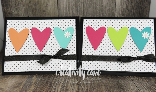 Super cute cards featuring Sale-a-bration items and a fantastic video tutorial on my blog www.thecreativitycave.com using Stampin Up's Part of My Story, Bloom by Bloom, Botanical Butterfly DSP and more! #stampinup #thecrativitycave #framelits #dsp #printedpaper #scrapbooking #videotutorial