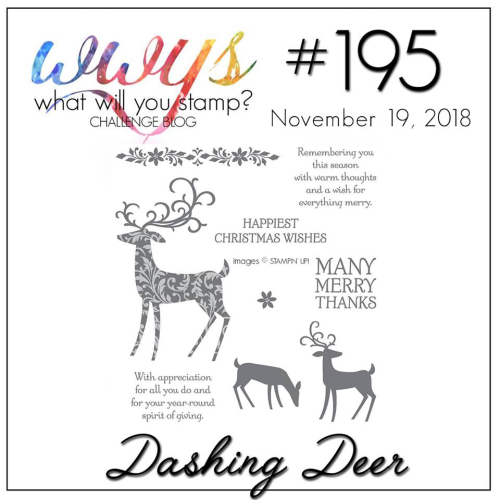 WWYS Dashing Deer Gr