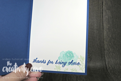Check out my FB LIve with 5 fabulous cards including this one featuring Stampin Up Stamp sets on my blog at www.thecreativitycave.com #stampinup #thecreativitycave #quickandeasy #stamparatus #stampinblends #bigshot #cardmaking #papercrafts