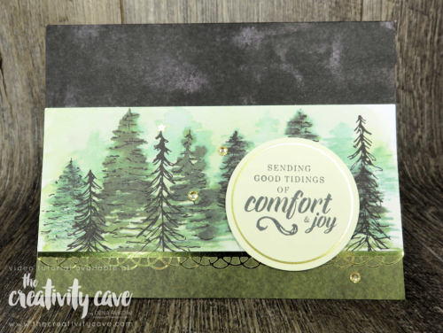 Check out the adorable projects from my Facebook Live including a halloween Treat Bag, plus four AWESOME cards at www.thecreativitycave.com #stampinup #halloween #cauldronbubble #fallingforleaves #rootedinnature #beautifulblizzard