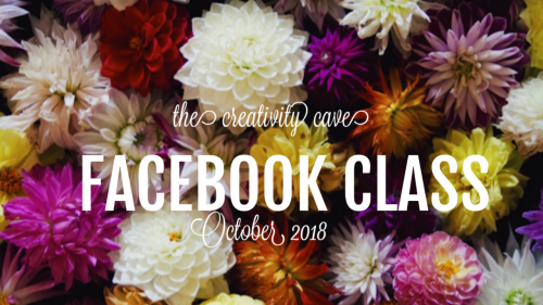 October FB Class Cover