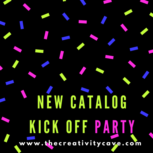 NEW CATALOG KICK OFF PARTY