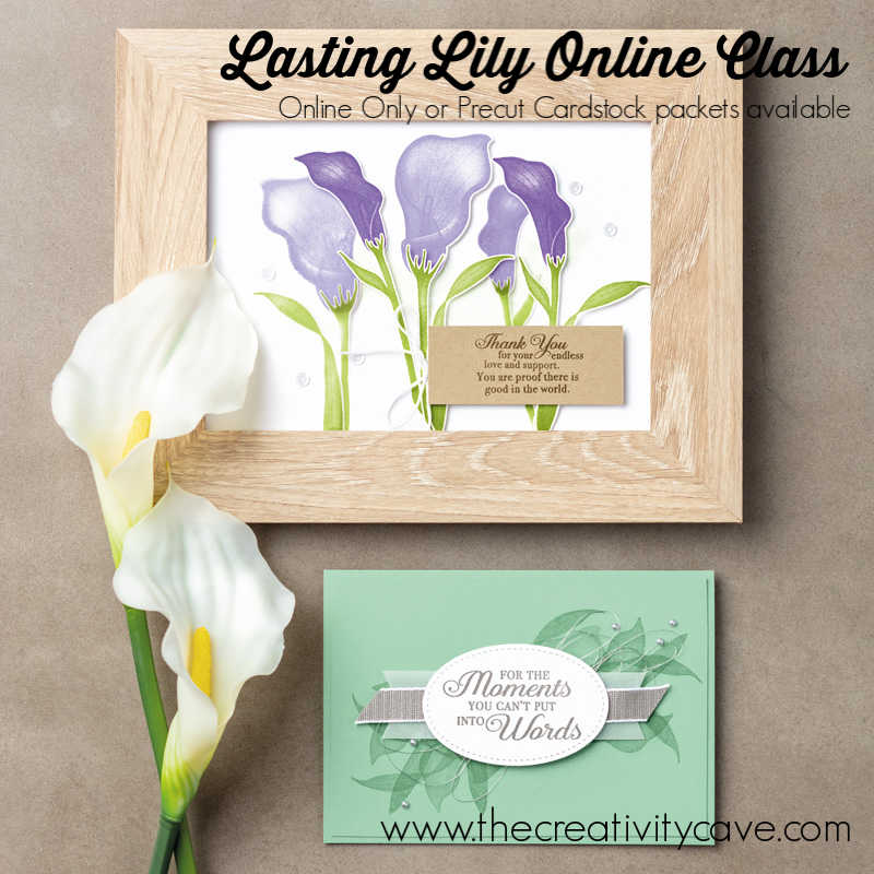 Lasting Lily Online Class