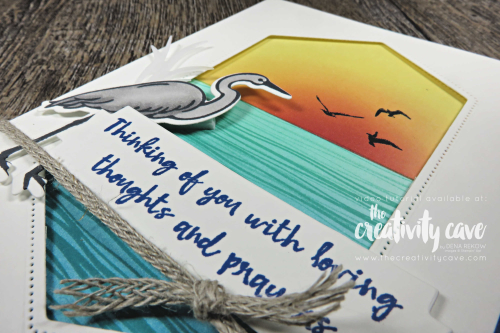 Check out the awesome video tutorial on how to create a gorgeous sunset background (plus a cute and quick dino card) on my blog featuring Stampin Up's Dino Days and Lilypad Lake Stamp Sets on my blog at www.thecreativitycave.com #stampinup #thecreativitycave #handmadegreetingcards #handstamped #technique #videotutorial #learntostamp #stitchednestedlabels #diy #rubberstamping #cardmaking