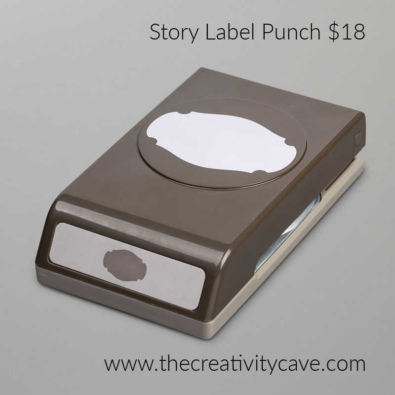 Story Label Punch