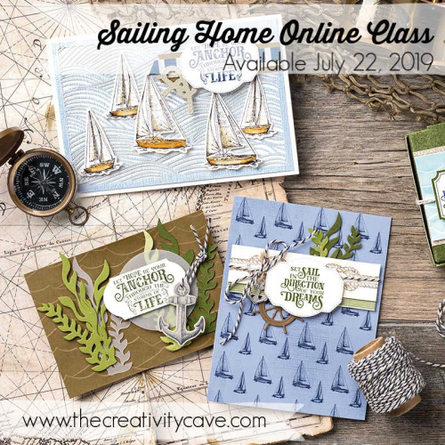Sailing Home Online Class