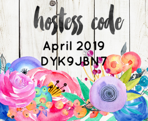 Hostess-Code April 2019