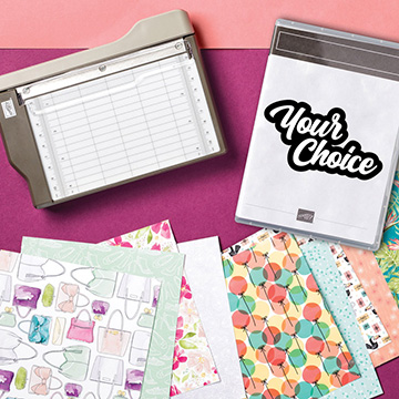 Join Stampin Up during Jan-Mar 2020 and you'll get this fabulous bonus: A Mini trimmer, a Printed Paper Sasmpler, and a Stamp Set of your choice from the Annual catalog or the Occasions catalog FREE! Plus, being on my team has BIG PERKS! More details on my blog! www.thecreativitycave.com #stampinup #stampinupdemo #joinmyteam #alittlepieceofartstampers #thecreativitycave #community #stampingfriendsandfun #create #bestdealoftheyear