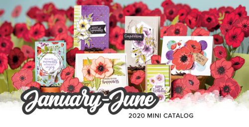 Shop the Occasions Catalog TODAY! Don't forget when you shop with The Creativity Cave you'll get BONUS goodies from me! PLUS Stampin Up has a FREE gift for every $50 you spend Jan-Mar 2020! Shop now at www.thecreativitycave.com #stampinup #saleabration #occasionscatalog #freestuff #giftwithpurchase #awesome #poppies
