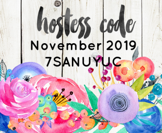 Hostess-Code Nov 2019