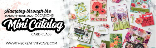 Register for the Stamping Through The Occasions Catalog with The Creativity Cave, featuring the Heartfelt Bundle, Seriously The Best Bundle, Peaceful Poppies Suite and Timeless Tulips Bundle from Stampin Up on my blog at www.thecreativitycave.com #stampinup #thecreativitycave #onlineclasses #peacefulpoppies #handmade #create #diy