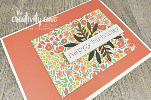 Check out my awesome Paper Pumpkin alternative ideas (with video tutorial) for Stampin Up's December 2019 Paper Pumpkin kit on my blog: www.thecreativitycave.com and you'll also get a PDF with 12-15 alternative ideas each month when you subscribe to paper pumpkin with me! #stampinup #paperpumpkin #thecreativitycave #subscriptionbox #create #papercrafting #printedpaper #alloccasioncards #handmade