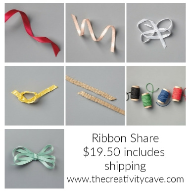 Grab your accessory Share from The 2020 Occasions Catalog at www.thecreativitycave.com