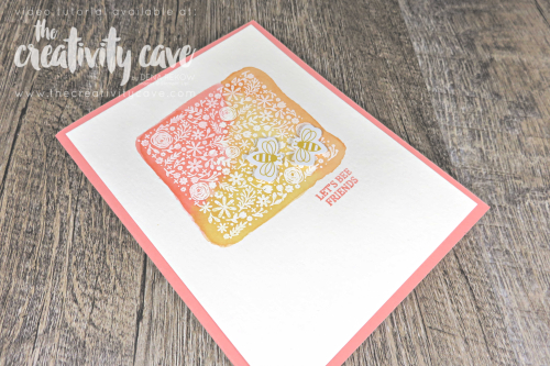 Check out the video tutorial featuring 3 adorable projects from Stampin Up's January 2020 Paper pumpkin kit, I'll Bee Yours on my blog at www.thecreativitycave.com     #stsampinup #thecreativitycave #create #paperpumpkin #subscriptionbox #crafting #handmade #valentines #treats #chocolate #handmadegreetingcards #embossresist #techniques #videotutorial
