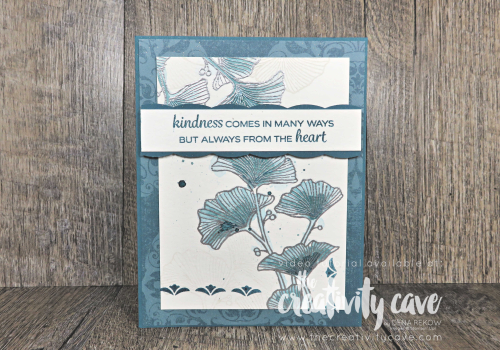 Check out this week's Simple to Stunning Sunday Video featuring Stampin Up's Beautifully Braided Bundle on my blog at www.thecreativitycave.com #stampinup #thecreativitycave #handmade #rubberstamping #cardmaking #printedpaper #beautifullybraided #watercolor