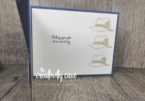 Check out the awesome cards created during my March 30, 2020 YouTube Live featuring Stampin Up's Well Dressed, Bonanza Buddies, Timeless Tropical, Thoughtful Blooms, Inspiring Iris Stamp Sets on my blog at www.thecreativitycave.com #stampinup #thecreativitycave #saleabration2020 #welldressed #masculinecard #funfold #bonanzabuddies #timelesstropical #inspiringiris #bestdresseddsp #handmade #cardmaking