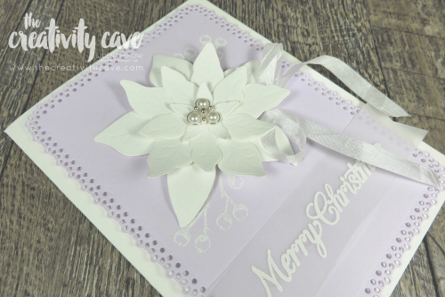 Video tutorial with awesome tips for this amazing gift set featuring Stampin Up's Warm Hugs and Poinsettia Place Bundles on my blog at www.thecreativitycave.com #stampipnup #thecreativitycave #handmade #poinsettiaplace #minicoffeecarrier #minicoffeecups
