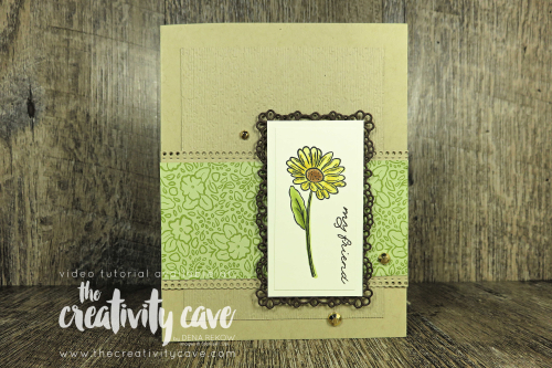 Check out this week's Simple to Stunning Sundays Video featuring the Ornate Garden Suite of products on my blog at www.thecreativitycave.com and don't forget to sign up for the Ornate Garden Online Class here: http://events.constantcontact.com/register/event?llr=gr8zpc9ab&oeidk=a07eh0acevw108fba72 #stampinup #thecreativitycave #simpletostunningsundays #handmadee #cardmaking #papercrafts #stampinblends #ornategarden