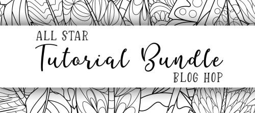 All Star Tutorial Blog Hop 2
