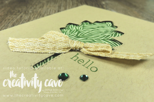 Great video tutorial for this Clean and Simple Leaf card featuring Stampin Up's Love Of Leaves Bundle and Forever Greenery DSP on my blog at www.thecreativitycave.com and don't forget to register for my Love of Leaves Creativity To Go Kit here: http://events.constantcontact.com/register/event?llr=gr8zpc9ab&oeidk=a07ehbe47h2246e493d #stampinup #thecreativitycave #loveofleavesbundle #handmade #cardmaking #papercrafts #diy #stitchedleavesdies