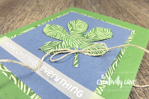 Check out the video tutorial with great tips and tricks for this simple yet gorgeous card featuring Stampin Up's Love of Leaves Bundle and Forever Greenery DSP on my blog at www.thecreativitycave.com and don't forget to register for the Love of Leaves Creativity To Go Kit here: http://events.constantcontact.com/register/event?llr=gr8zpc9ab&oeidk=a07ehbe47h2246e493d