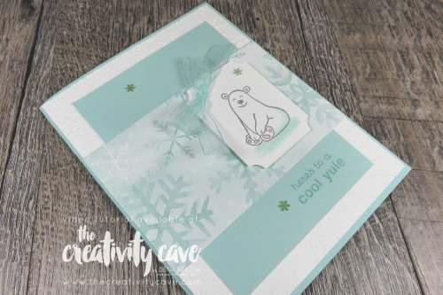 Check out the video tutorial with AWESOME bow tying tips and tricks for 3 adorable cards featuring Stampin Up's Warm and Toasty Stamp set on my blog at www.thecreativitycave.com #stampinup #thecreativitycave #warmandtoasty #simpletostunningsundays